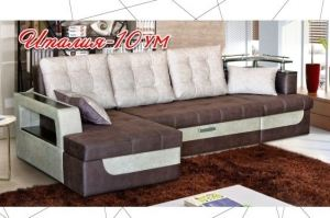 Диван Италия 10 УМ - Мебельная фабрика «Атрик»