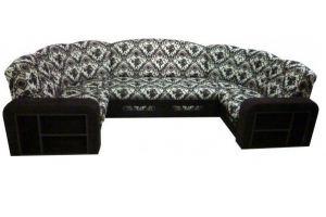 Диван Италмас-М-П-образный - Мебельная фабрика «Фабрика диванов»