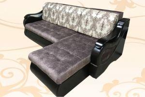 Диван Капри с оттоманкой - Мебельная фабрика «Магеллан Мебель»