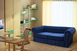 Диван классический Честер - Мебельная фабрика «МебельДа»