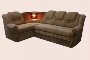 Диван классический Капри Уд - Мебельная фабрика «Сергачская»
