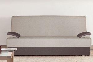 Диван Клик-клак модерн с подушками - Мебельная фабрика «Боровичи-Мебель»