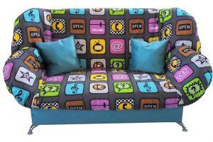 Диван клик-кляк - Мебельная фабрика «Мягкий мир»