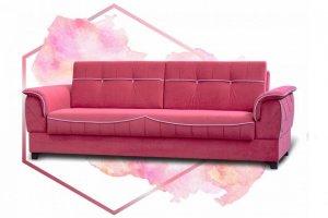 Диван-книжка Бруклин 1 БД - Мебельная фабрика «Мебельный Формат»
