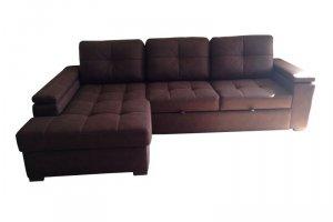 Диван Консул с оттоманкой - Мебельная фабрика «Нэнси»