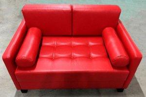 Диван красный Винченцо - Мебельная фабрика «Bancchi»