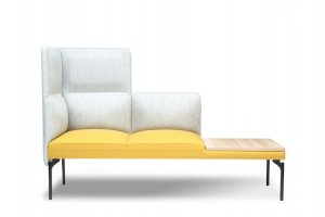 Диван креативный Торонто Альков - Мебельная фабрика «Юнитал»
