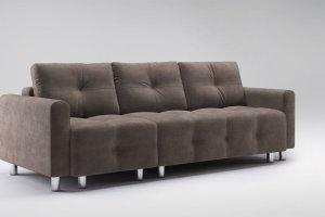 Диван-кровать 3-х местный BOSS 1.2 - Мебельная фабрика «Диваны Германии»