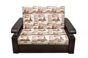 Диван кровать аккордеон Магнус 110 - Мебельная фабрика «Норвуд»