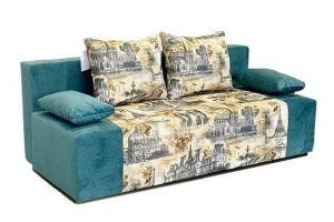 Диван-кровать без подлокотников - Мебельная фабрика «Амарас»