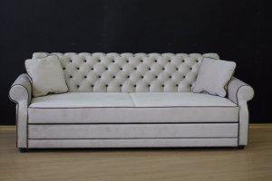 Диван- кровать Чикаго с утяжками - Мебельная фабрика «New Look», г. Санкт-Петербург