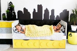 Диван-кровать детская Бэтмен - Мебельная фабрика «Мандарин»