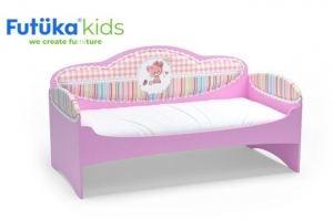 Диван-кровать для девочек Mia - Мебельная фабрика «Футука Кидс»