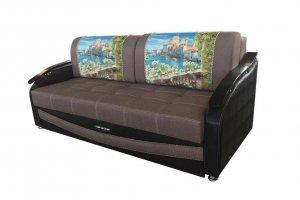 Диван-кровать Элегант 13 Е 1 - Мебельная фабрика «Элегант»