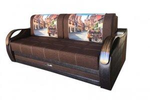 Диван-кровать Элегант 13 Е 14 - Мебельная фабрика «Элегант»