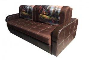 Диван-кровать Элегант 13 Е 8 - Мебельная фабрика «Элегант»