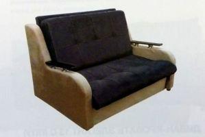 Диван-кровать Элегант 16 У МДФ - Мебельная фабрика «Элегант»