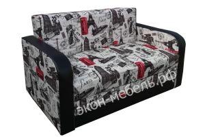 Диван-кровать Евро-чебурашка - Мебельная фабрика «Экон-мебель»