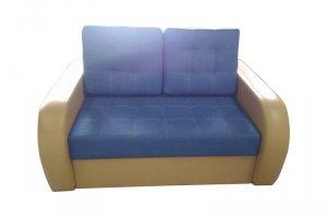 Диван-кровать КАДЕТ-4 двухместный - Мебельная фабрика «Феникс»