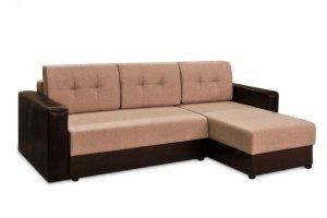 Диван-кровать Лайт Люкс угловой - Мебельная фабрика «Квадратофф»
