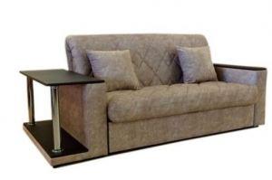 Диван-кровать Лион со столиком - Мебельная фабрика «Карина»