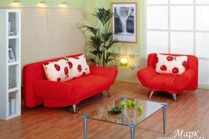 Диван-кровать малогабаритный Марк - Мебельная фабрика «Янтарь»