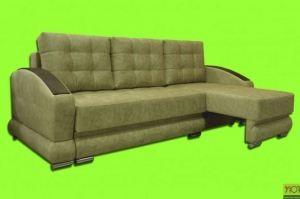 Диван-кровать Монако-2 - Мебельная фабрика «Уют»