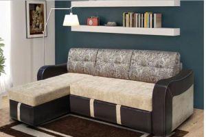 Диван-кровать Неаполь угловой - Мебельная фабрика «ПРАВДА-МЕБЕЛЬ»