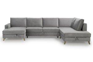 Диван-кровать П-образный Турку - Мебельная фабрика «FURNY»
