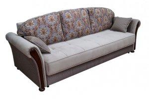 диван-кровать Палермо 9 Классик с декором - Мебельная фабрика «Анюта»