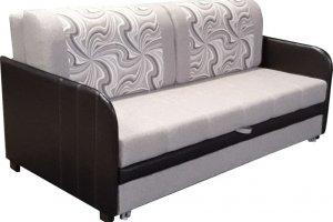 Диван-кровать Престиж-180 узкий подлокотник - Мебельная фабрика «Галактика»