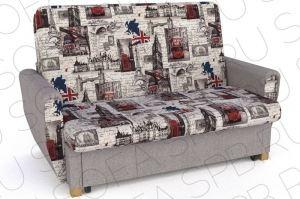 Диван кровать пружины+поролон велюр - Мебельная фабрика «Софа»