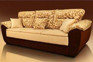 Диван-кровать прямой Благо 6 - Мебельная фабрика «Благо»