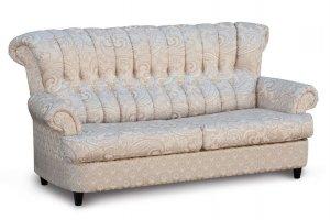 Диван-кровать прямой двухместный Бристоль - Мебельная фабрика «Яна»