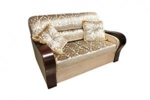 Диван-кровать прямой Лео 36 - Мебельная фабрика «Лео Люкс»