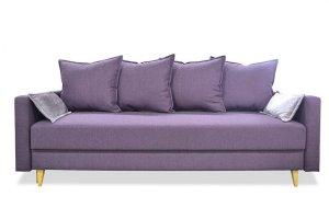 Диван-кровать прямой Сити 1 - Мебельная фабрика «Квадратофф»
