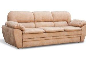 Диван-кровать прямой трехместный Бремен - Мебельная фабрика «Яна»