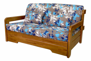 Диван-кровать Романтик - Мебельная фабрика «Мебель-54»