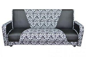 Диван-кровать с круглыми подлокотниками  - Мебельная фабрика «Экон-мебель»