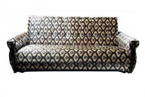 Диван кровать с мягкими подлокотниками  - Мебельная фабрика «Экон-мебель»