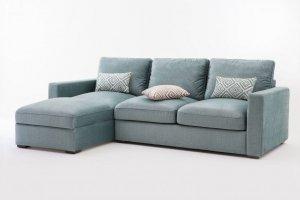Диван-кровать с оттоманкой Модерн-1 - Мебельная фабрика «Маск»
