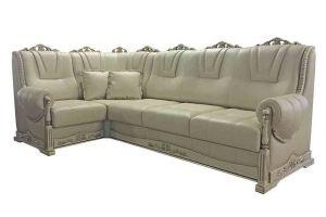 Диван-кровать с угловым креслом 056 - Мебельная фабрика «Наири»