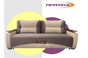 Диван-кровать Соната - Мебельная фабрика «Пратекс»