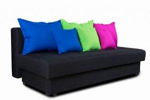 Диван-кровать Терра Арт черный - Мебельная фабрика «Квадратофф»