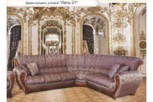 Диван-кровать Угловой Лель 21  - Мебельная фабрика «Макси Торг Лель»