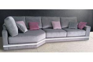 Диван-кровать угловой Лель-29 - Мебельная фабрика «Вершина комфорта»