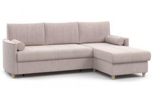 Диван-кровать угловой Лора - Мебельная фабрика «Нижегородмебель и К (НиК)»