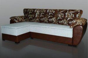 Диван-кровать угол Благо 6 - Мебельная фабрика «Благо»