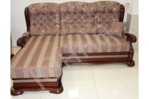 Диван-кровать Юнна с оттоманкой - Мебельная фабрика «ЮННА»