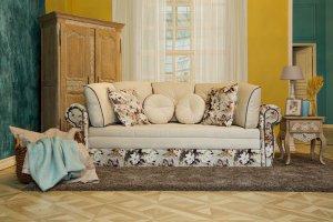 Диван-круглая кровать  Звездный талер еврософа - Мебельная фабрика «Anderssen»